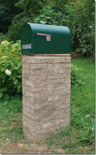 BrickMailbox